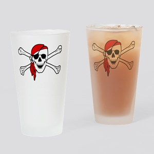 To Arr Is Pirate Adult White Drinking Glass