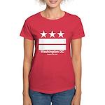 Washington DC Capital City USA Women's Dark T-Shir