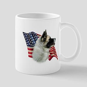 Akita Flag Mug