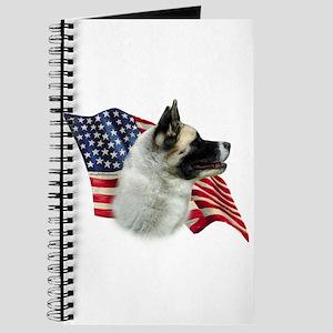 Akita Flag Journal