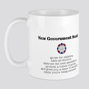 New US Seal Mug