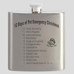 Pet ER Cropped Flask