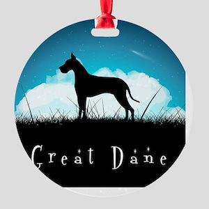 nightsky2 Round Ornament