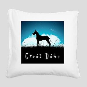 nightsky2 Square Canvas Pillow