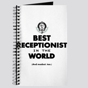 The Best in the World – Receptionist Journal