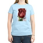 Valentine Roses Women's Light T-Shirt