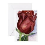 Valentine Roses Greeting Cards (Pk of 10)