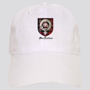 MacFarlane Clan Crest Tartan Cap