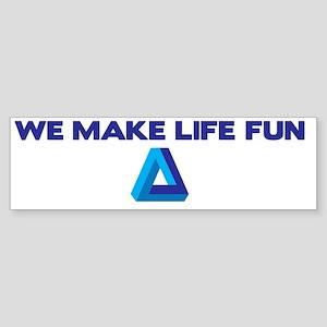 CRS_BACK Sticker (Bumper)