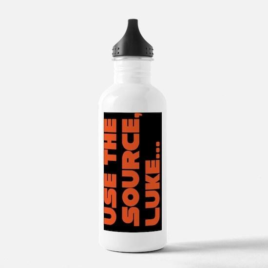 lukeorg copy Water Bottle