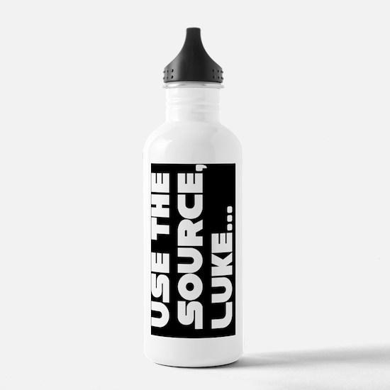 luke copy Water Bottle
