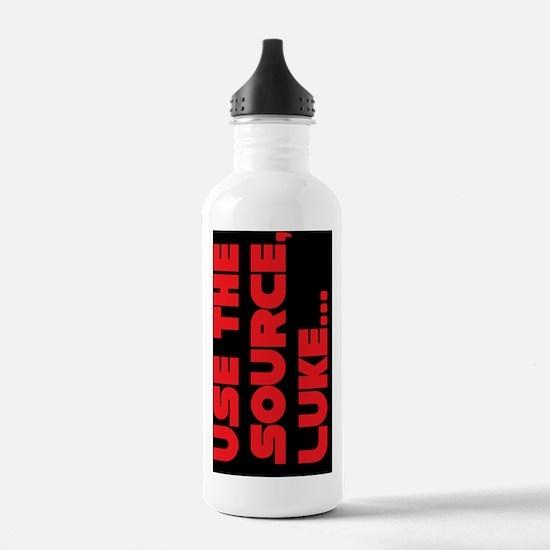 lukered copy Water Bottle