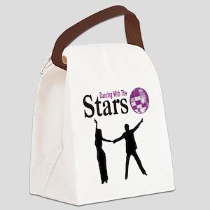 dwts Canvas Lunch Bag