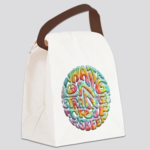 long-strange-LTT Canvas Lunch Bag