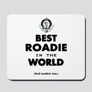 The Best in the World – Rider Mousepad