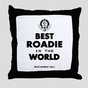 The Best in the World – Rider Throw Pillow