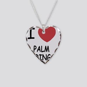 PALMSPRINGS Necklace Heart Charm