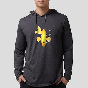 Gold Fish Rush Long Sleeve T-Shirt
