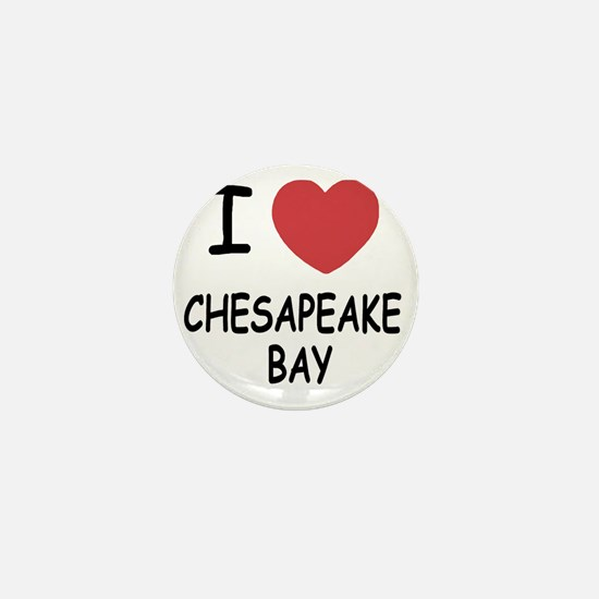 CHESAPEAKEBAY Mini Button