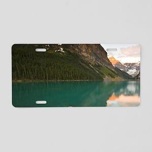 Banff National Park Aluminum License Plate