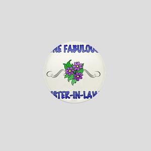 3Flowers_SisterInLaw Mini Button
