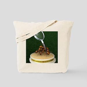 PrometheantsLargeResized Tote Bag
