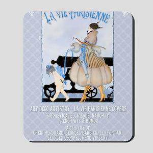 1 A  LVP WEGENER LadyWcupid tied Mousepad