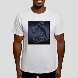 urban griffin deep purple Light T-Shirt