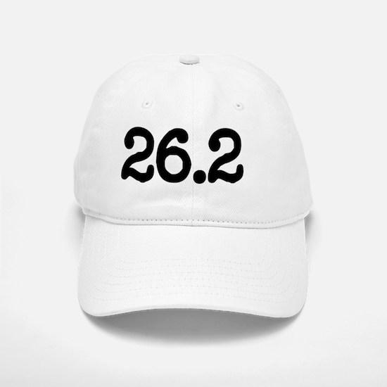 262 Marathon Definition - Front for light Baseball Baseball Cap
