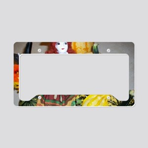 Minervas Early Wish by Lee License Plate Holder