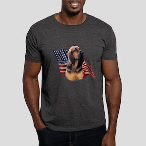 Bloodhound Flag Dark T-Shirt