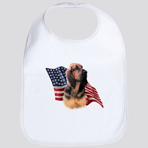 Bloodhound Flag Bib
