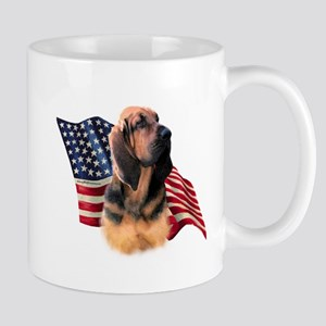 Bloodhound Flag Mug