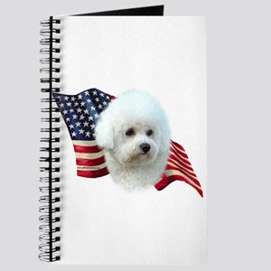 Bichon Flag Journal