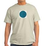 Scribble Circle Light T-Shirt