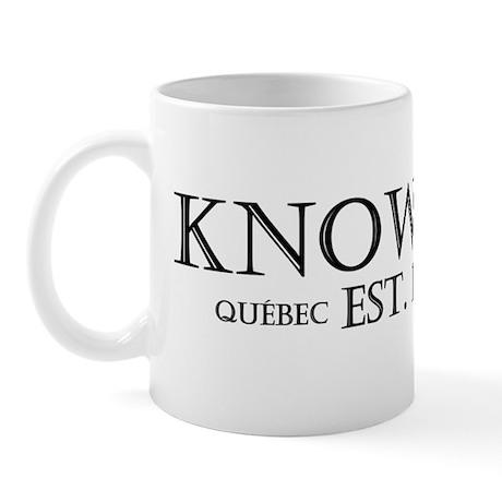Knowlton Quebec Mug