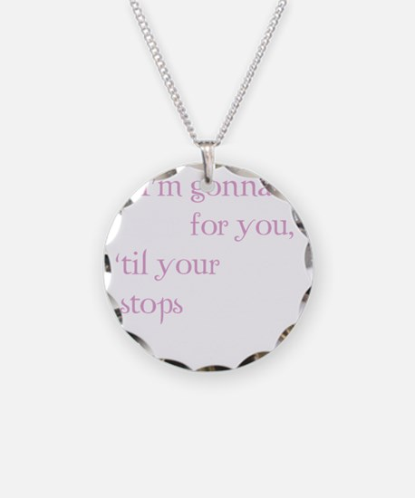 fight for you3 Necklace