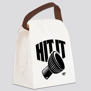 Hit-It Djembe Canvas Lunch Bag