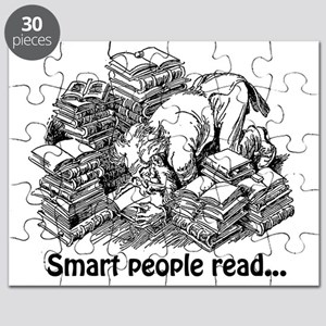 Knowledge 3 smart people read Puzzle