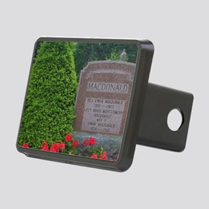 Cavendish. Grave of Lucy M Rectangular Hitch Cover