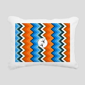 Bluebird Bag Rectangular Canvas Pillow