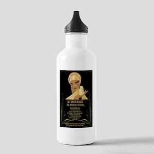 1 A V VOG GoldLadyBird Stainless Water Bottle 1.0L