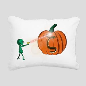 z_halloween_front Rectangular Canvas Pillow