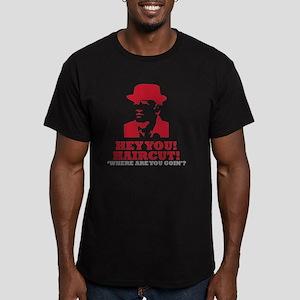 pop3 Men's Fitted T-Shirt (dark)
