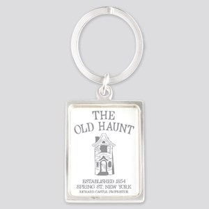 the_old_haunt2greyCP Portrait Keychain