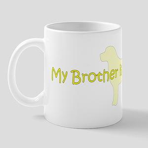 YellowLabBrother Mug