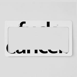 fcb-05 License Plate Holder
