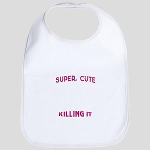 Super cute nurse Baby Bib