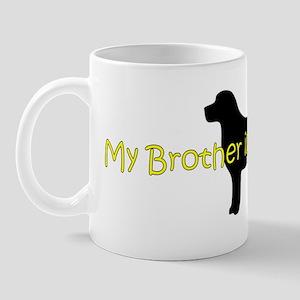 BlackLabBrother Mug