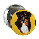 Australian Shepherd design Button